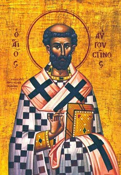 A Picture of Augustine of Hippo
